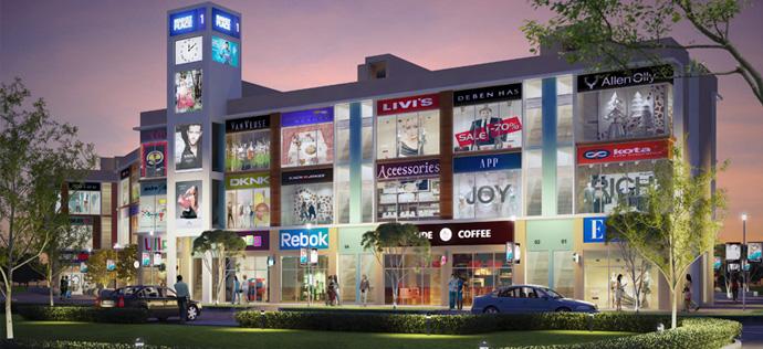 Retail Spaces by Vatika - INXT Market Place 1