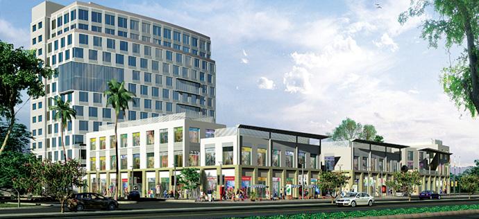 Retail Spaces by Vatika - Town Square 1