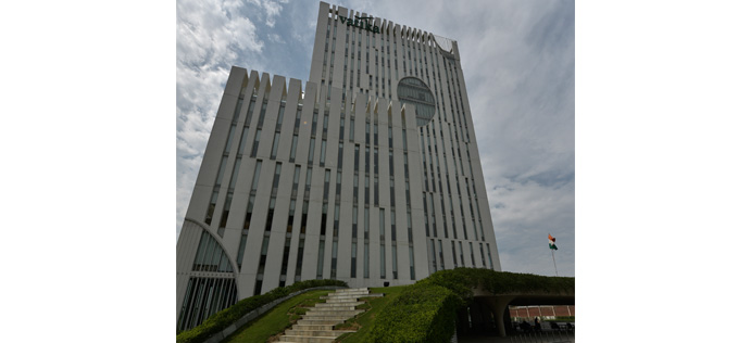Vatika Mindscapes - Tower A Side view