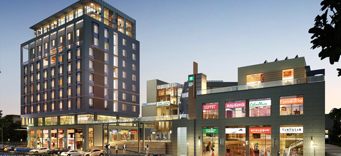 Retail Spaces by Vatika - Town Square 2