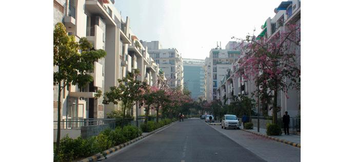 Vatika City, Sohna Road -