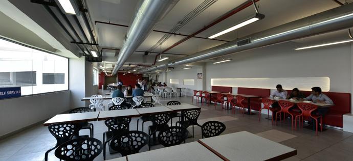Vatika Mindscapes - Tower A Cafeteria