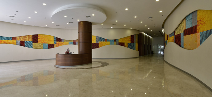 Vatika Mindscapes - Tower B lobby 2