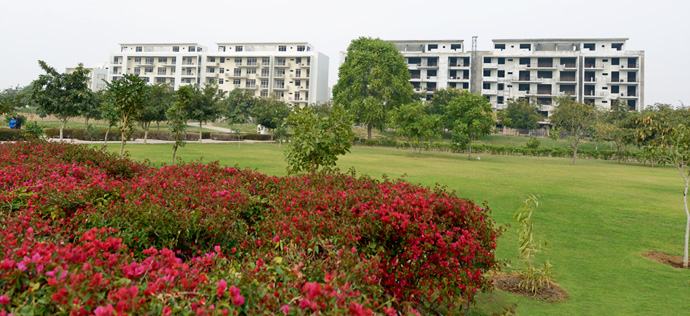 Homes by Vatika - The Park Apartments, Jaipur