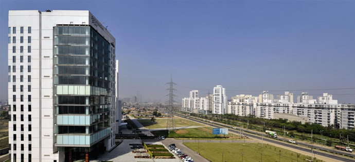 Commercial Spaces by Vatika - Vatika Professional Point, Gurgaon