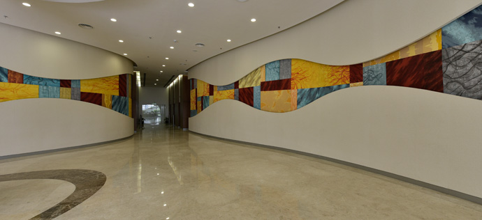 Vatika Mindscapes - Tower B lobby 1
