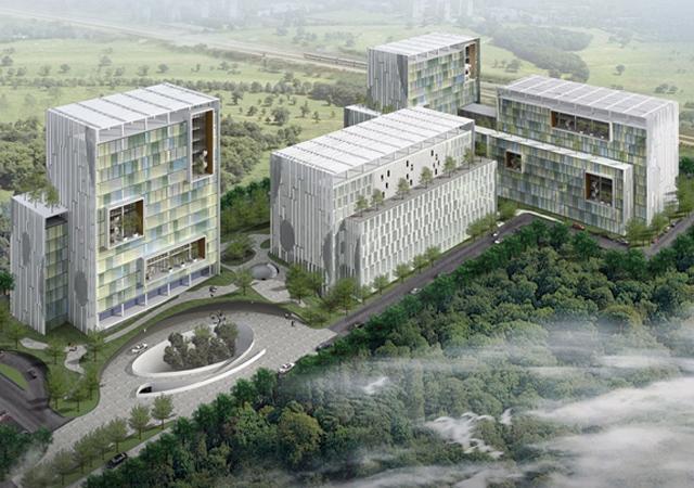 Vatika Mindscapes - 12/3, Mathura Road, NH 2, Sector 27D, Faridabad, Haryana 121013