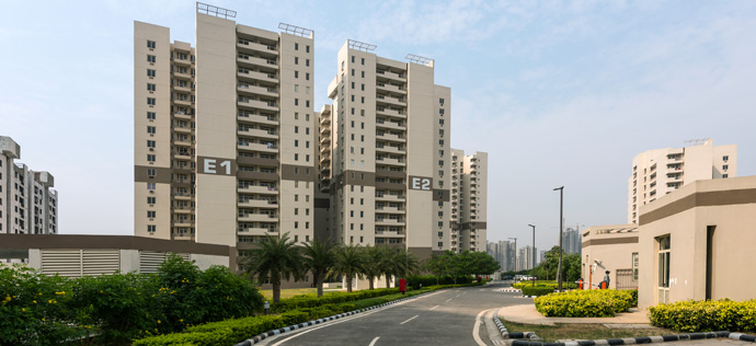 Apartment For Sale In Gurgaon Gated Community Apartment