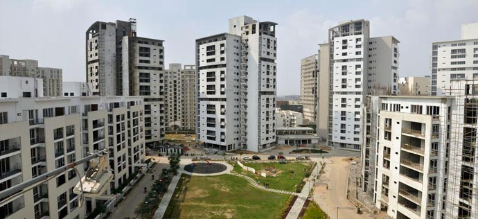 The Sovereign Apartments - Sovereign tower 1, 2 and 3