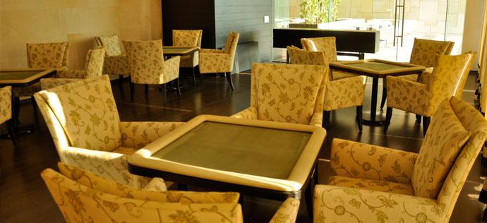 Vatika City, Sohna Road - Cards room, clubhouse