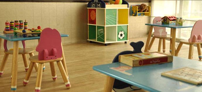 Vatika City, Sohna Road - Kids Room, Club House