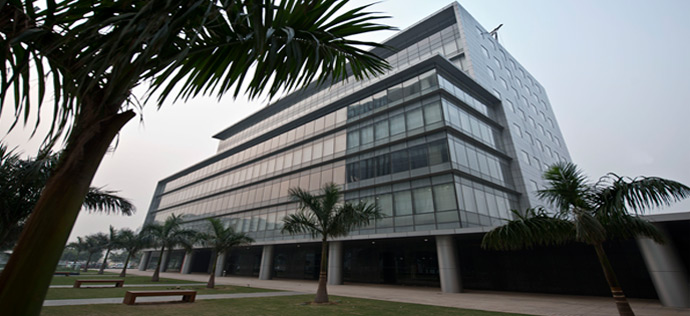 Vatika Business Park - Exterior View of Block One