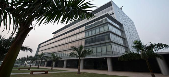 Vatika Business Park - Exterior View of Block One