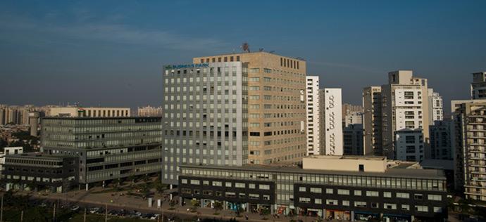 Vatika Business Park - Exterior view of Business Park