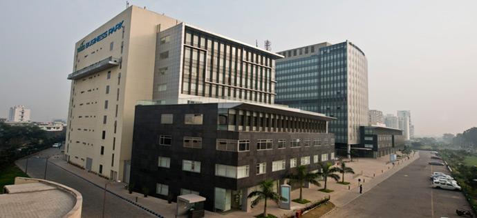 Vatika Business Park - External View of Business Park