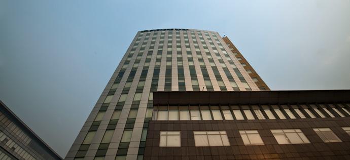 Vatika Business Park - View of Block Two