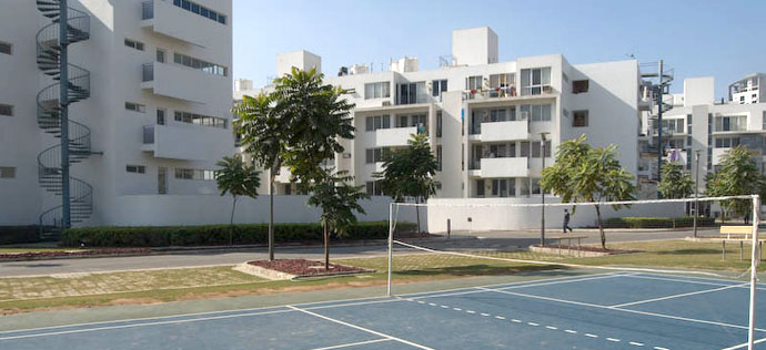 Vatika City, Sohna Road - Amenities for residents