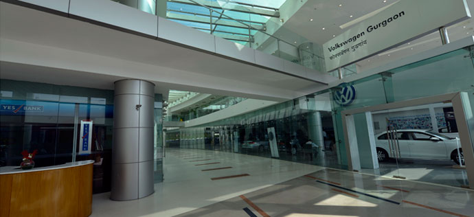 Vatika City Point - Lobby