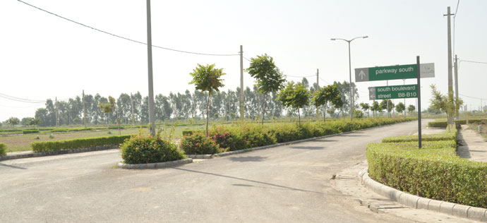 Vatika City Central - Vatika City Central Ambala