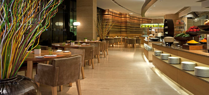 The Westin Gurgaon, New Delhi - Seasonal Tastes