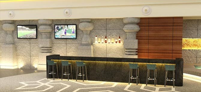 Airport Lounges - The Bar