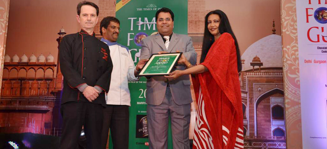 - Times Food Award Ceremony