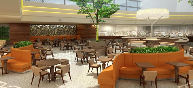Airport Lounges - Premium Lounge