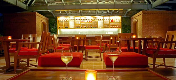 The Westin Sohna Resort and Spa - Xiao Chi - Signature Chinese Restaurant