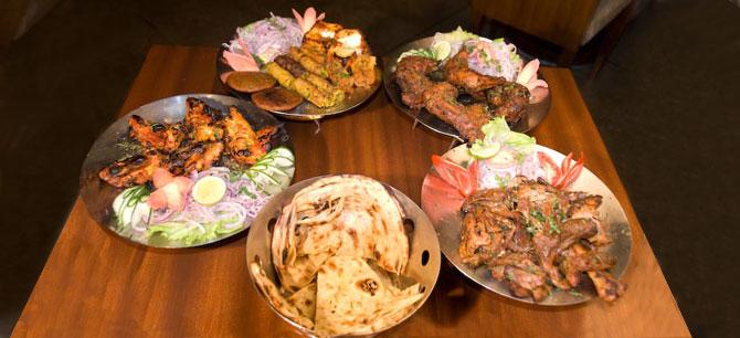 - Authentic Indian Pakistani Cuisine
