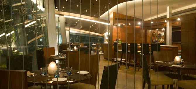 - Ambience of Coriander Leaf – M G Road