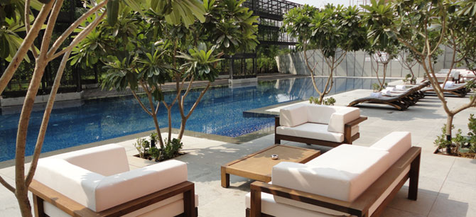 The Westin Gurgaon, New Delhi - Splash Pool