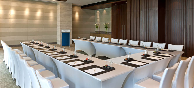 The Westin Gurgaon, New Delhi - Renew/Refresh Meeting Room