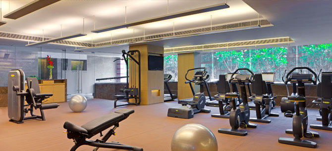 The Westin Gurgaon, New Delhi - Westin WORKOUT® Fitness Studio