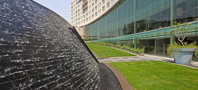 The Westin Gurgaon, New Delhi -  Lawns