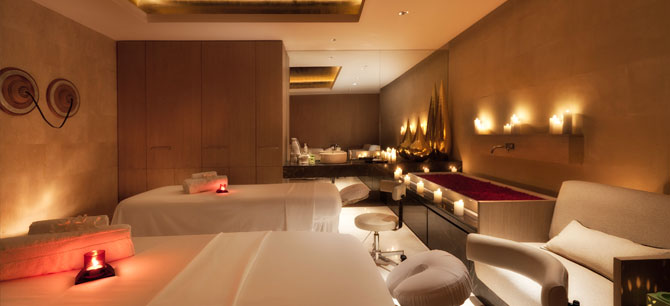 The Westin Gurgaon, New Delhi - Heavenly Spa by Westin™ Couples Treatment Room