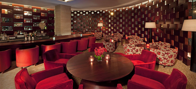 The Westin Gurgaon, New Delhi - Mix Lounge and Bar
