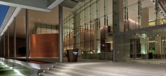 The Westin Gurgaon, New Delhi - Hotel Front Facade