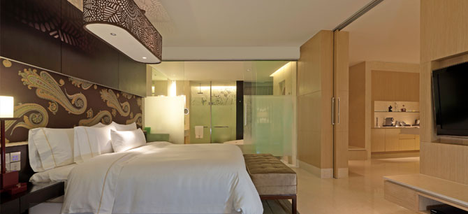 The Westin Gurgaon, New Delhi -  Deluxe Room