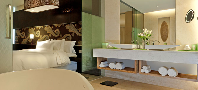 The Westin Gurgaon, New Delhi - Royal Suite- Bedroom