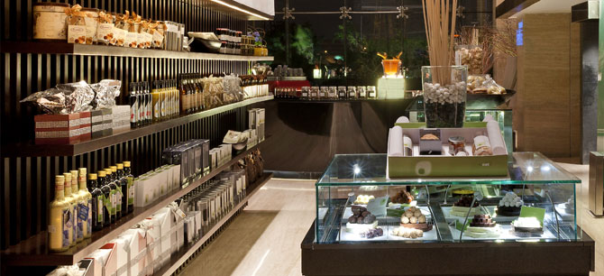 The Westin Gurgaon, New Delhi - Daily Treats- Gourmet Patisserie