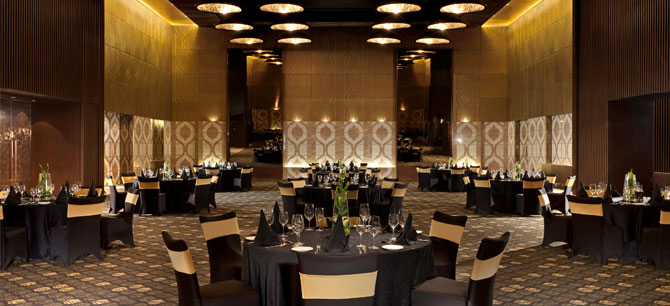 The Westin Gurgaon, New Delhi - Westin Vatika Ballroom